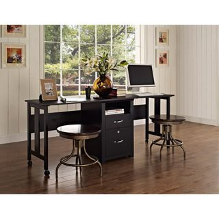 best 25 two person desk ideas on pinterest 2 person desk home office desks ideas and desk for two