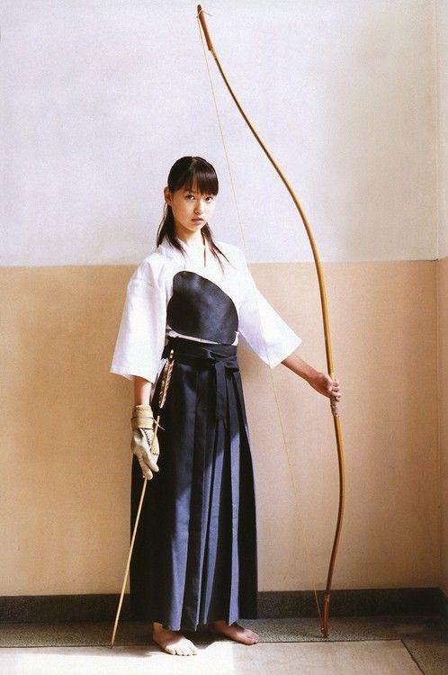 Japanese Archery 弓道