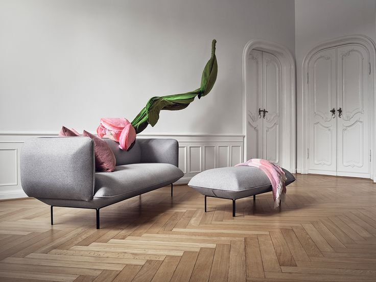 Cloud sofa collection for Bolia on Behance