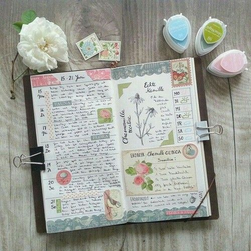Imagen de journal and planner