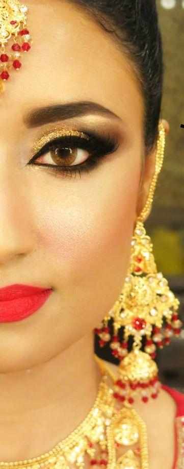 Maquillaje Novia - Gitana o india