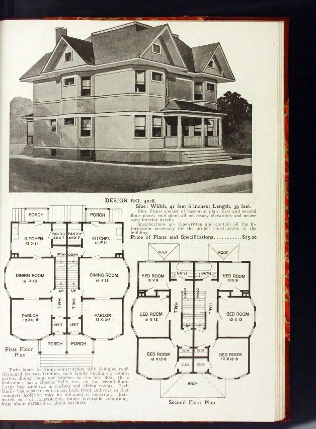 Radford S Portfolio Of Plans A Standard Colle How To Plan House Design Building