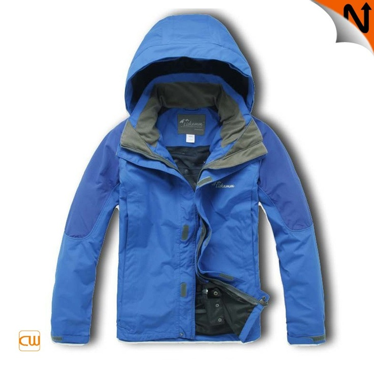 Men's Outdoor Jacket Hiking Jacket Snowboard Windproof Coats