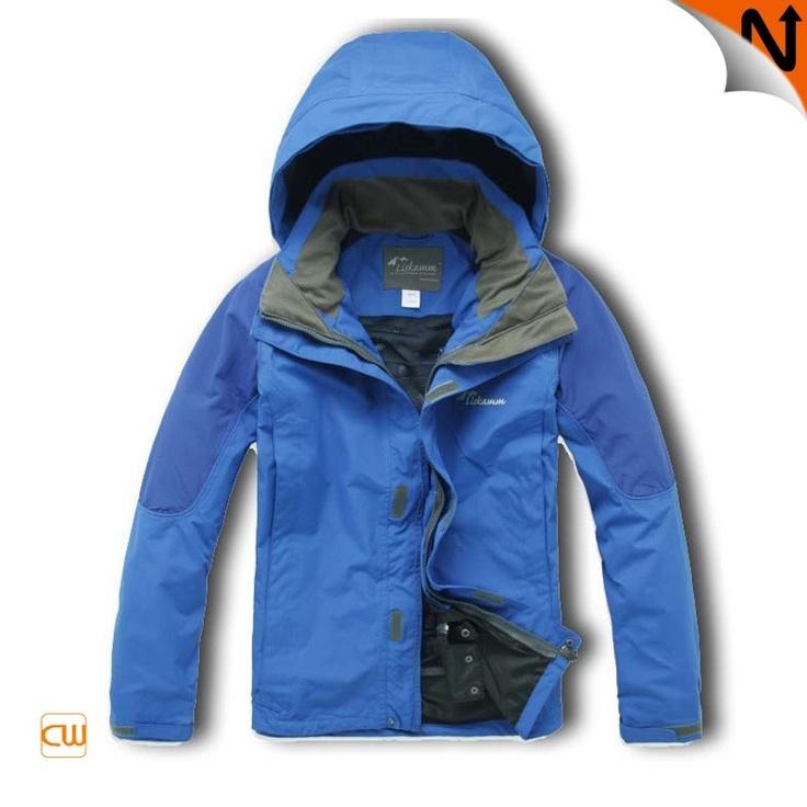 Men's Outdoor Jacket Hiking Jacket Snowboard Windproof Coats CW1052 $39.99 - www.cwmalls.com