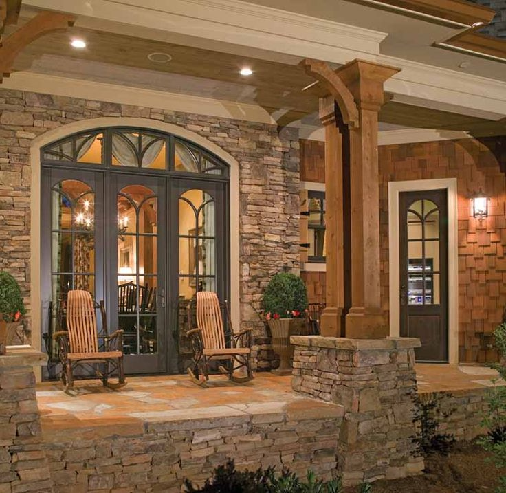 Craftsman Style House Plans With Interior Pictures Home Decor Photos Design  Homes Bedroom ~ Planskill | House Plans | Pinterest | Country Houses, ...