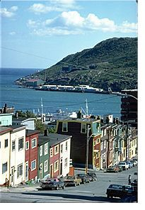 My birthplace- Newfoundland, Canada