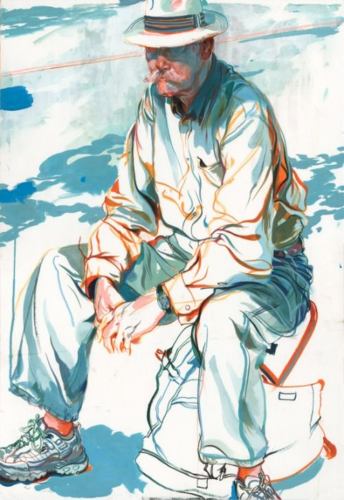 James Jean   Pen, pastel, and acrylic