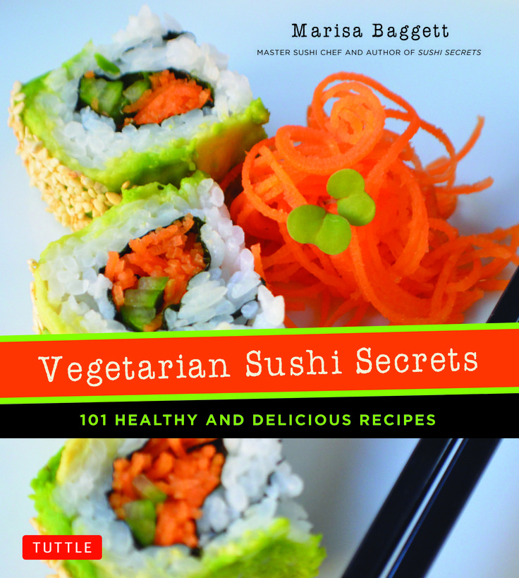 327 best cookbooks images on pinterest asian cookbooks asian are you afraid to try sushi because of the thought of raw fish vegetarian sushi secrets 101 healthy and delicious recipes is for you forumfinder Images