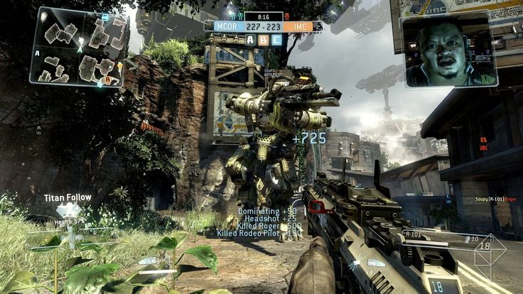 TitanFall User Interface 2