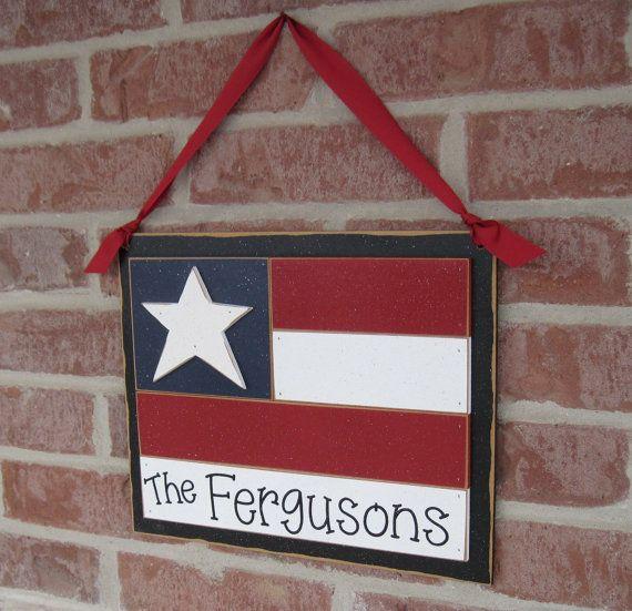 Best 25 Americana home decor ideas on Pinterest Flag decor