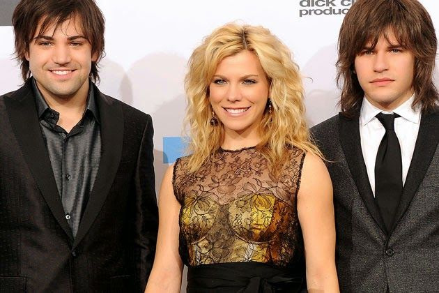 Later today, The Band Perry chat with Larry King here . Kimberly ...