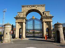 Pontevedra Marin Escuela Naval Militar (España)