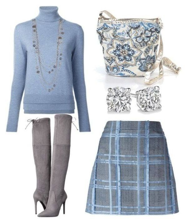 fall-and-winter-work-outfit-ideas-2018-129 85+ Fashionable Work Outfit Ideas for Fall & Winter 2018