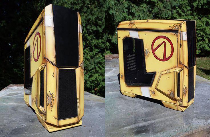 Look At This Borderlands PC Case , http://goodnewsgaming.com/2016/09/look-at-this-borderlands-pc-case.html                                                                                                                                                                                 More