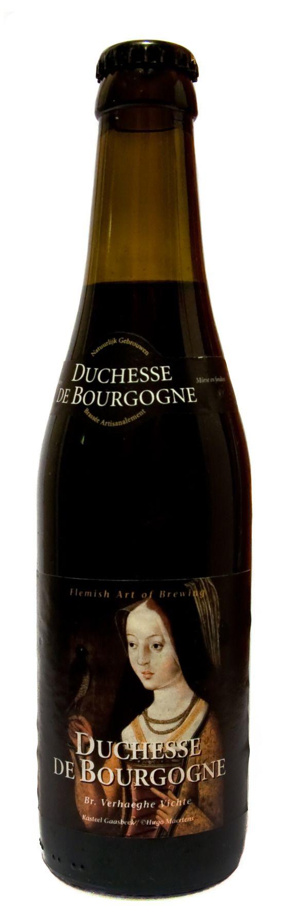 Brouwerij Verhaeghe (Vichte, Belgium) - Duchesse de Bourgogne - Flanders Red (Beer Advocate Score: 92)