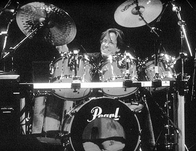 Behind The Pearl Kit Amp Jp Drum Rack Jeff Porcaro One