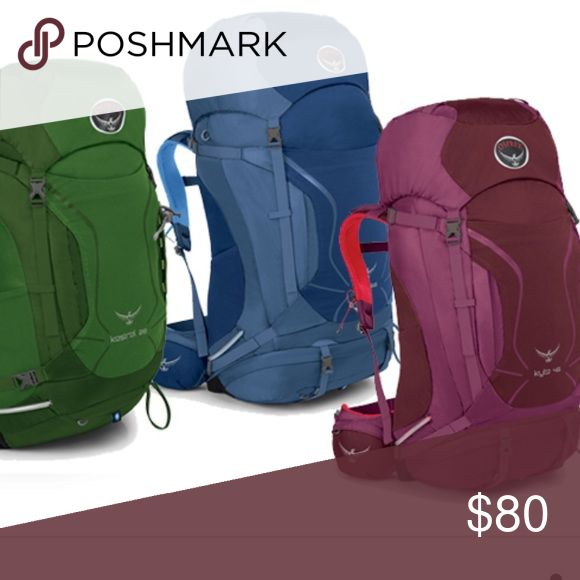 ISO Women's XS/S Osprey Backpack In search of a women's xs or small hiking backpack. I don't have a style that I'm looking for in particular, but it needs to be at least 40L      NOT FOR SALE, LOOKING FOR! Patagonia Bags Backpacks
