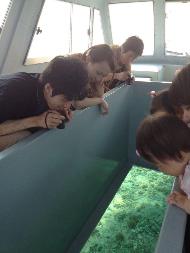 沖縄 グラスボート 2012.5.12