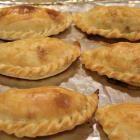 Foto de receta: Empanadas de carne con pasas de uva y aceitunas
