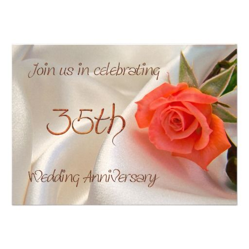 20 Best Images About 35th Wedding Anniversary Party On