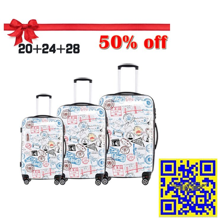 The 2015 largest discount! 12.16—12.31 Christmas sales! All luggage suitcases in E-bay American site with 50% off! Don't miss it!! http://stores.ebay.com/shxq2015 http://www.ebay.com/itm/Luggage-Suitcase-Stamp-Print-Spinner-Wheels-Hardside-Luggage-20-24-28-inches-/252178010991?