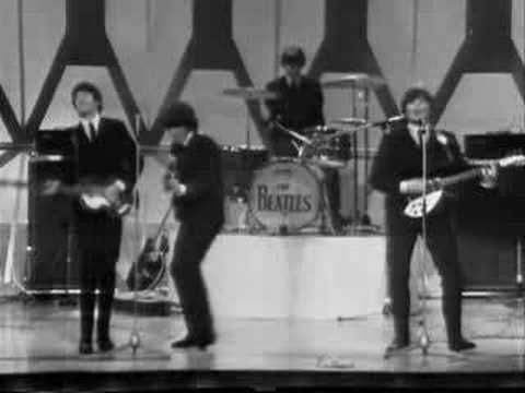 8-13 in 1965 - The Beatles - 'Help' album was released in the US - here is the song 'Help' from that LP as preformed by The Beatles on TV