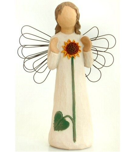 Willow Tree - Angel of Summer, reflecting the happiness of Sunshine... -Sunflower