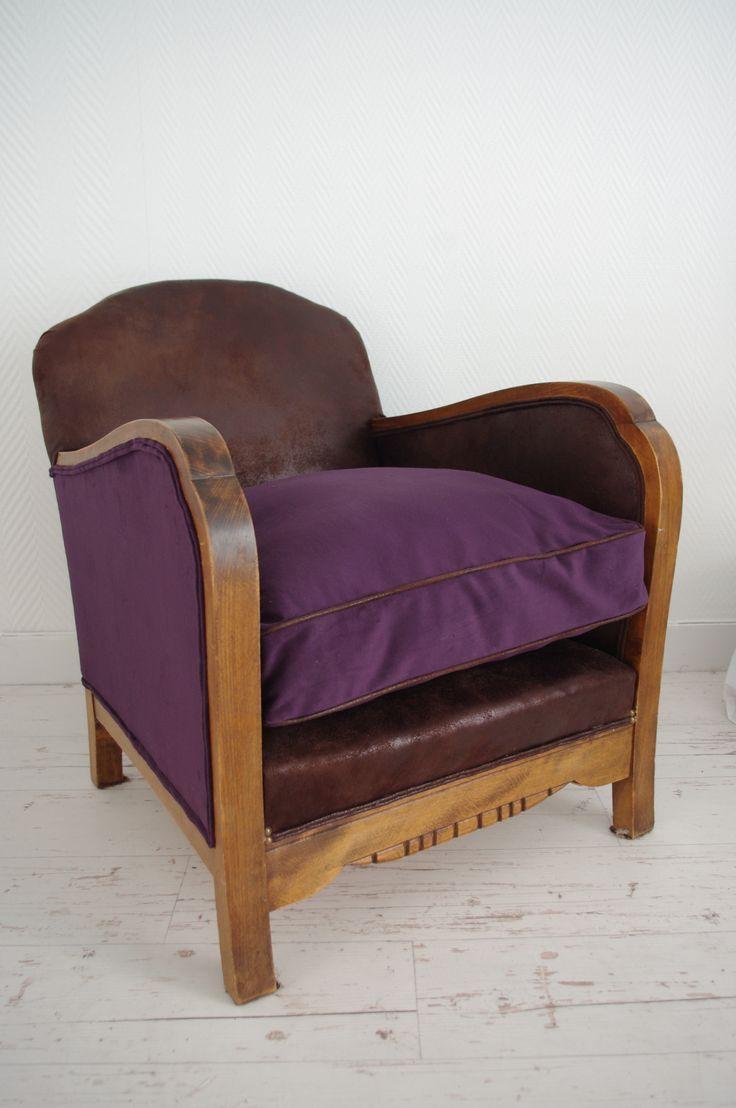 fauteuil ann es 30 tapisserie ann es 30 40 pinterest. Black Bedroom Furniture Sets. Home Design Ideas