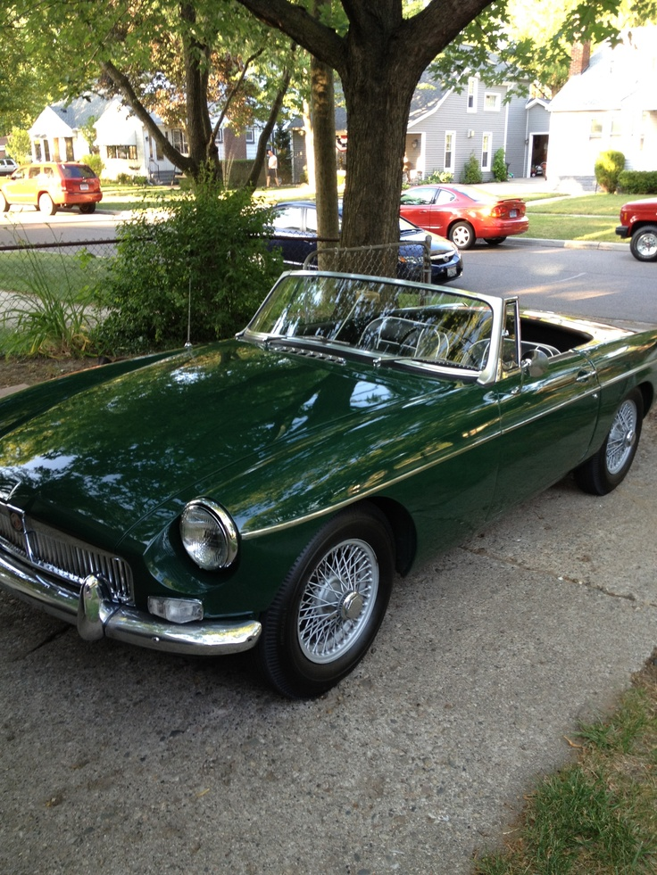 87 best MGB Convertible Project images on Pinterest   Br car ...