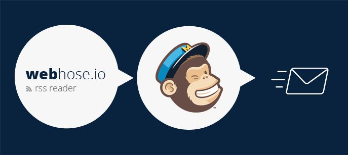 This tutorial shows you how to create a free email alert feed using the Webhose.io API and MailChimp. We'll start with a basic query to monitor content mentioning Donald Trump. Then we'll add some filtering parameters to the API query and show how to plug the API URL into a MailChimp RSS campaign.