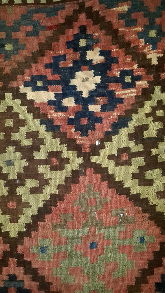 Check out this item in my Etsy shop https://www.etsy.com/listing/211820708/vintage-antique-caucasian-kilims-rugs