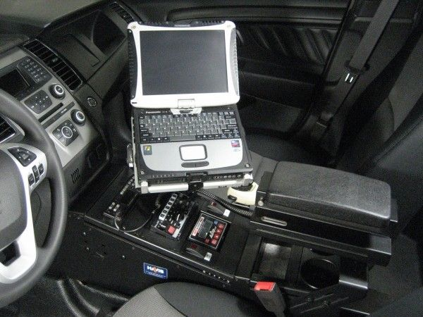 Major Police Supply offers Console package for a 2013-2014 Ford Police Interceptor Sedan and 2010-203 Ford Taurus.