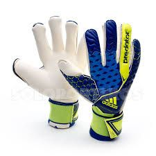 guantes de portero de fútbol