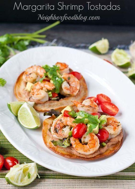 1000+ ideas about Shrimp Tostadas on Pinterest | Tostadas ...