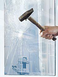 "36"" x 25' Security Window Film Rolls  Shatter resistant window film."