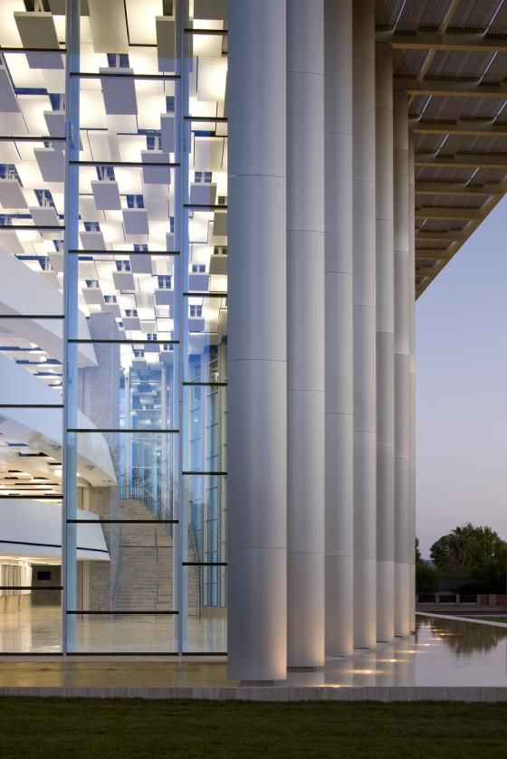 California State University Northridge, Valley Performing Arts Center exterior 2