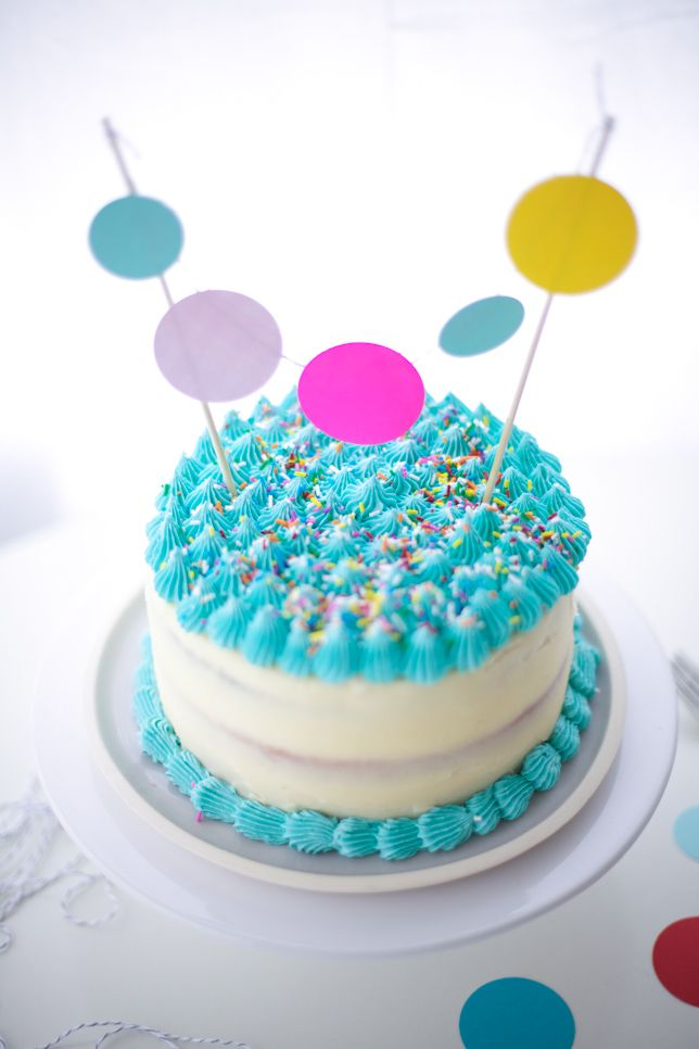 Add Extra Craft To Your Cakes With