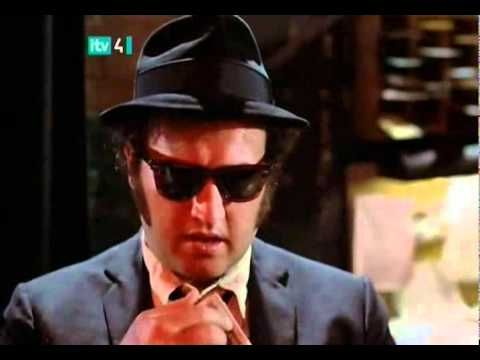 """Sweet Home Chicago - The Blues Brothers -- """"Oh come on, / Baby don't you wanna go /   Back to that same old place / Sweet home Chicago..."""""""