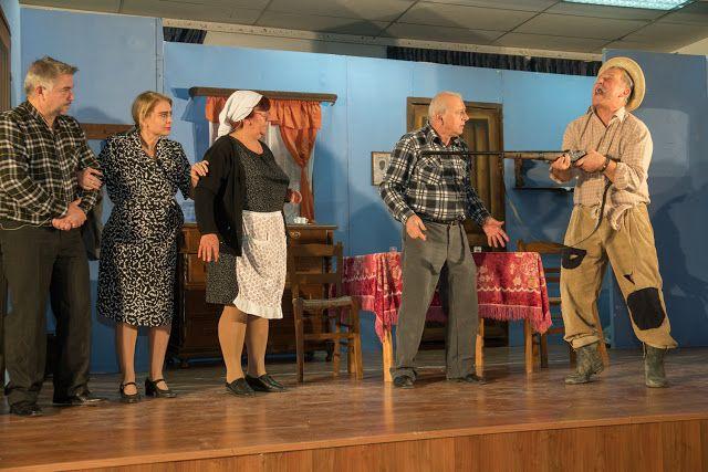 e-Pontos.gr: Απολαυστικοί διάλογοι στην Ποντιακή κωμωδία «Τη νύ...