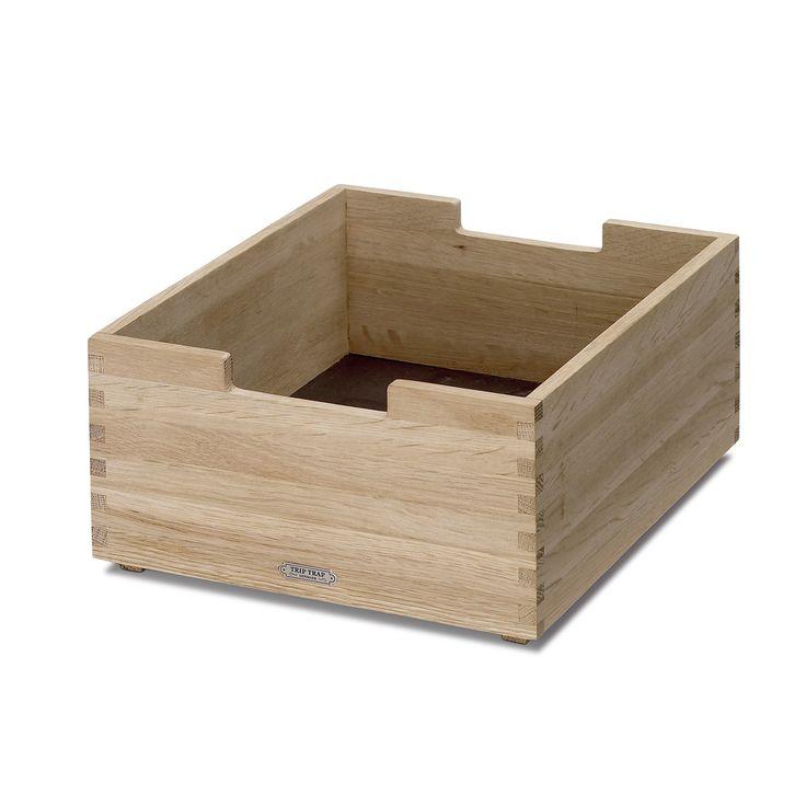 Skagerak - Cutter Box, klein, Eiche Jetzt bestellen unter: https://moebel.ladendirekt.de/dekoration/aufbewahrung/kaestchen/?uid=9e0a82cd-5fa8-5931-960b-d66f3258f047&utm_source=pinterest&utm_medium=pin&utm_campaign=boards #kiste #shop #hvass #skagerak #design #aufbewahrung #cutter #box #aufebwahrung #kaestchen #niels #dekoration
