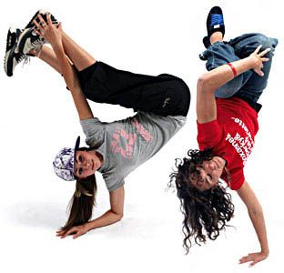 Abiti da ballo hip hop iop