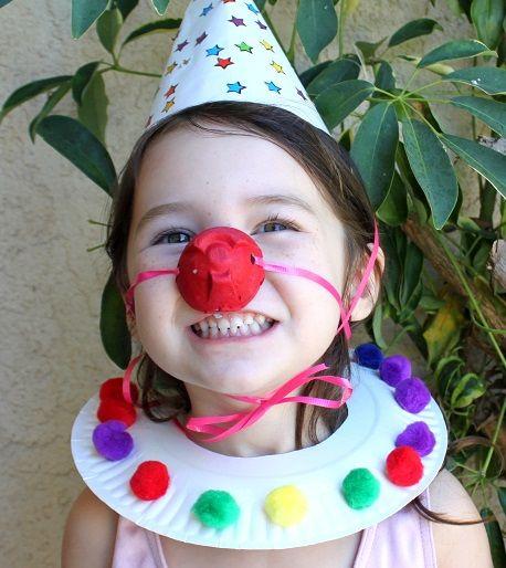 Lavoretti di Carnevale per bambini
