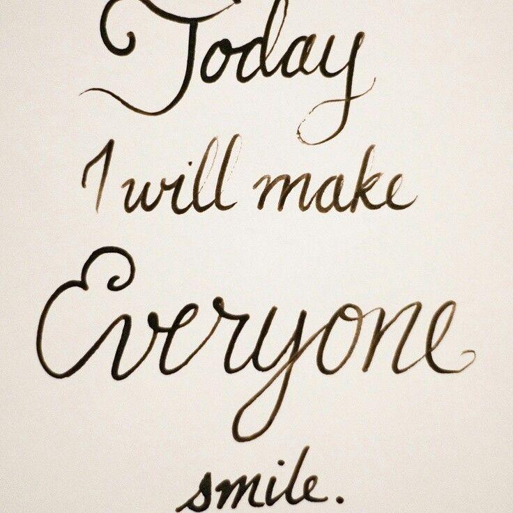 Legyen ez a mai, közös kihívásunk! :) #smile #monday #quote
