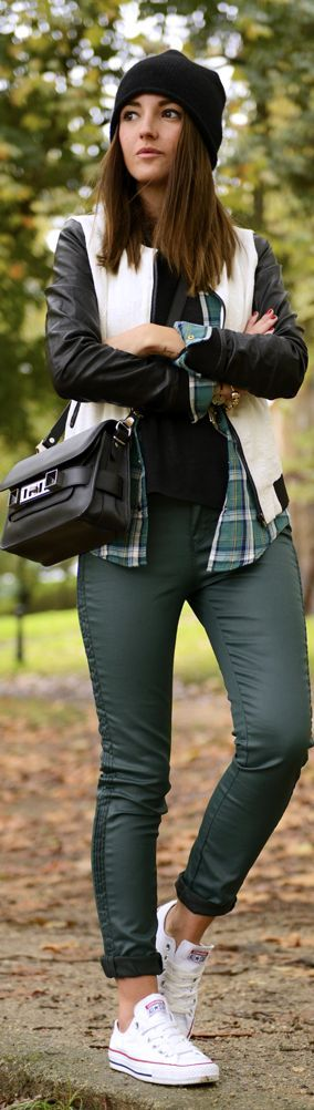 #Green Is The #Color  by Lovely Pepa => Click to see what she wears
