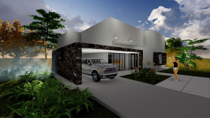 Modern Home Arq. Leonel