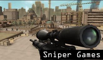 Those who want to become well known snipers are invited to our site. Play amazing sniper games, test your shooting skills, empower the rifle, kill the enemies with single shots. Be invisible and unnoticed while completing the missions. Do not forget, that you are a Lone Wolf. Sniper Games have been added to our website. To play the games follow this link:  https://www.gungameshub.com/sniper-games/