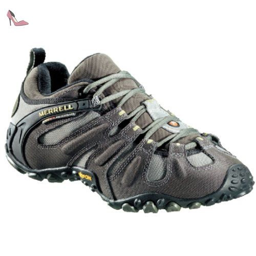 MERRELL Concordia MID Waterproof Hommes Chaussures Noir J307999C, Taille:43.5