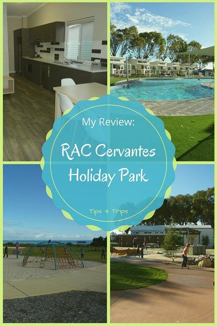 My review of the RAC Cervantes Holiday Park for a holiday to see the Pinnacles Desert north of Perth in Western Australia. https://traveltips4trip.com/review-rac-cervantes-holiday-park/