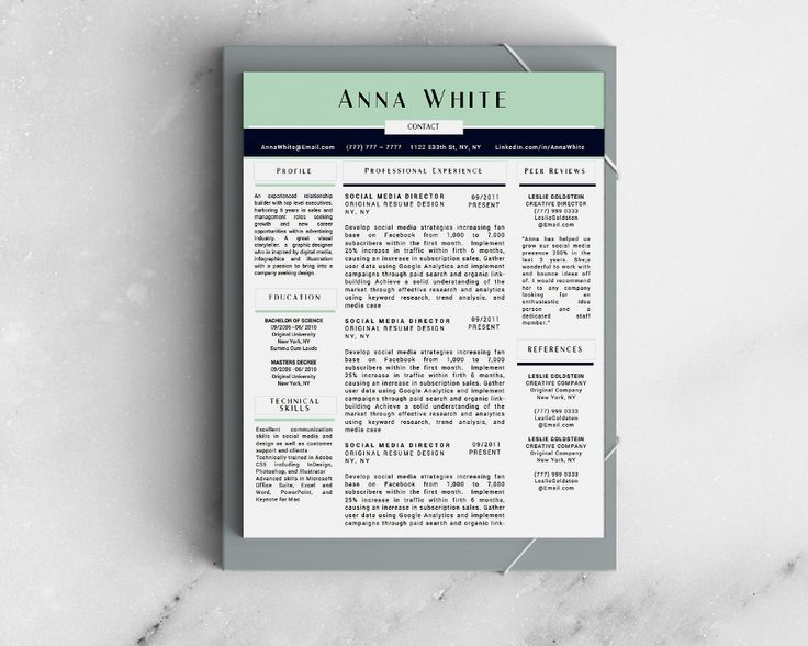 21 best Resume Inspiration images on Pinterest Resume templates - how to create a resume in microsoft word