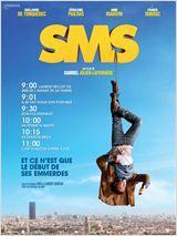 SMS avec Guillaume De Tonquédec, Géraldine Pailhas, Anne Marivin et Frank Dubosc Laurent mène une vie sans encombre jusqu'au jour où il reçoit un sms de l'amant de sa femme, un matin, à 9h00. Dès lors, plus rien ne va se dérouler comme prévu.